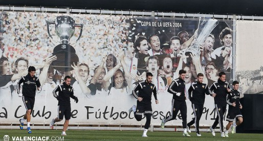 Convocatòria blanquinegra per al partit de tornada d'octaus davant l'Espanyol