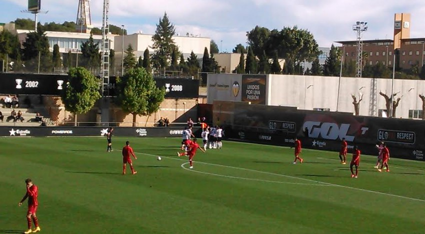 El Mestalla continua amb pas ferm (1-0)