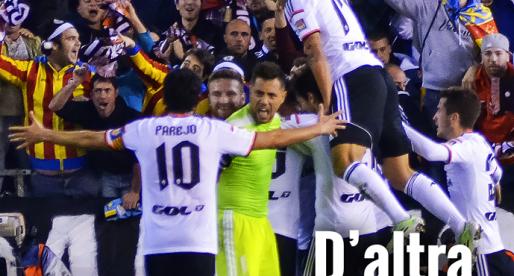 Portada València CF 2 – Madrid 1