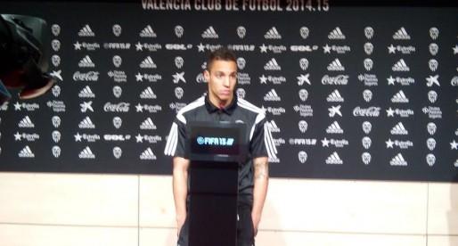 """Rodrigo: """"Estic molt content amb la victòria"""""""