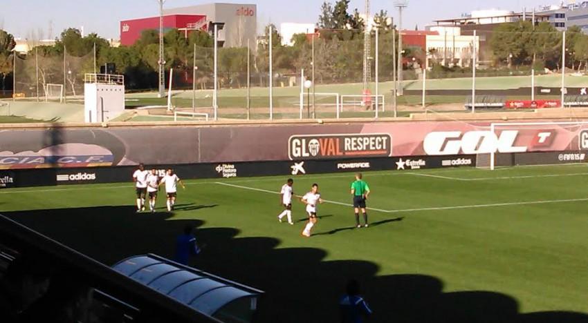 Premi a la persistència durant els 90 minuts (1-0)