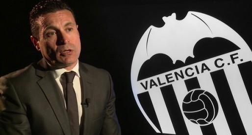 """Salvo: """"Tots els valencianistes haguérem signat estar a 8 punts del líder. És per a estar satisfet"""""""