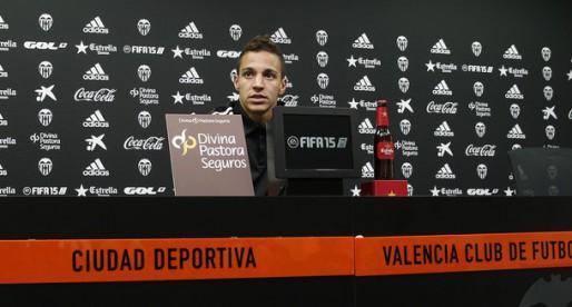 """Rodrigo: """"Estem en un bon moment i preparats per a la recta final"""""""