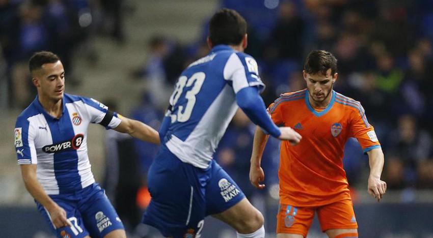 ESP 1-2 VCF: El València guanya un dur pols a Barcelona
