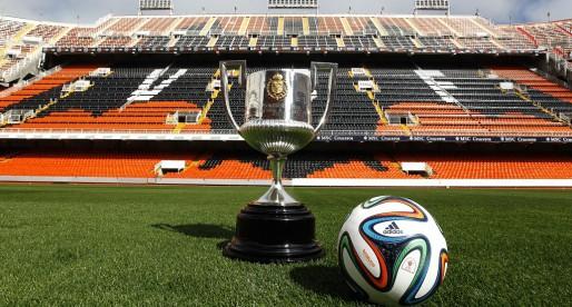 La final de Copa no serà en Mestalla