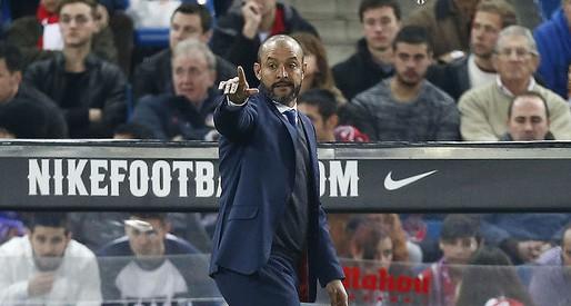 """Nuno: """"L'equip juga, lluita i produeix ocasions"""""""