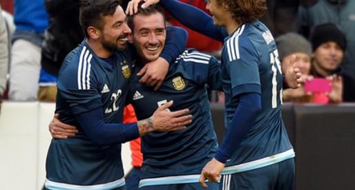 Orban titular a la victòria d'Argentina per 0 gols a 2