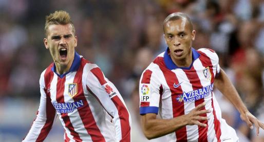 Griezmann i Miranda baixes segures per al Atleti-València