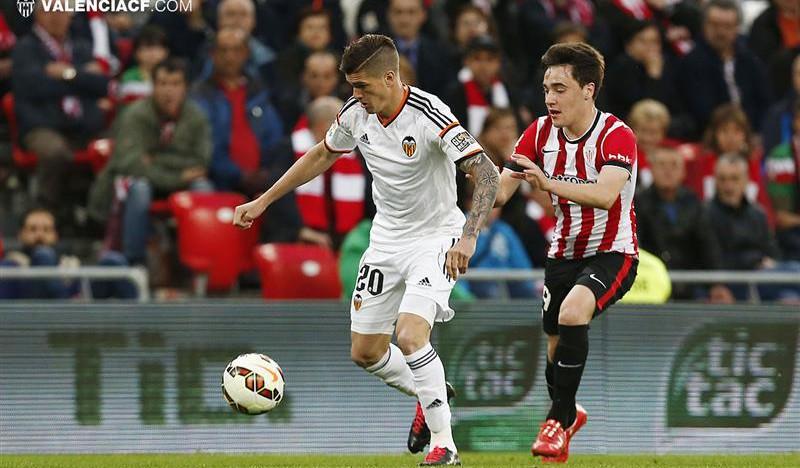 CRÒNICA Atheltic Club 1-1 València CF: Teixeira ens furta 2 punts