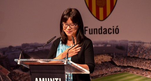 """Nova era a la Fundació: """"És un projecte d'amor pel VCF"""" (+Fotogaleria)"""