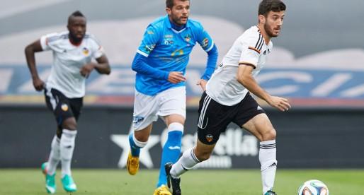 VCF Mestalla-Lleida: Un punt molt treballat (0-0)