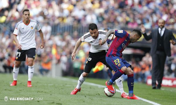 CRÒNICA Barça 2-0 VCF: L'enemic del VCF és el gol