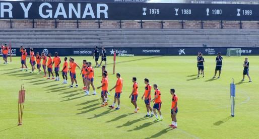 PLANNING: Dilluns de descans i 5 dies per a preparar el partit contra el Sevilla