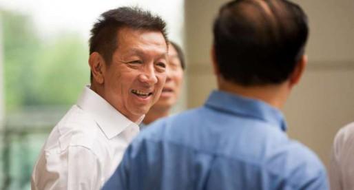 Peter Lim posa la directa per Guedes