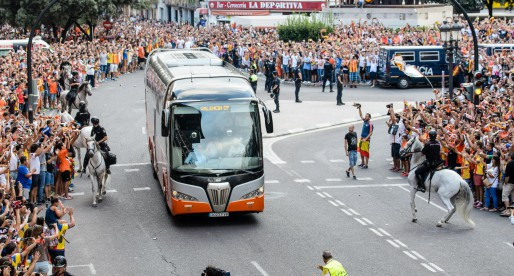 Fotogaleria: València CF 3 – Monaco 1