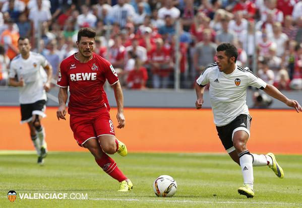 CRÒNICA FC Köln 3-2 VCF: Nuno continua sense donar en la tecla