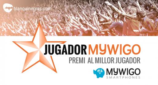 Vota al Millor Jugador MYWIGO del València-Gent
