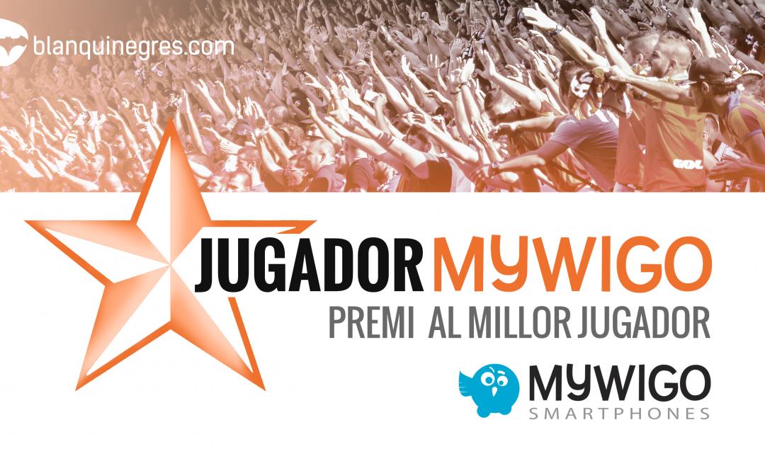 Vota al Millor jugador MyWigo de Las Palmas-ValènciaCF
