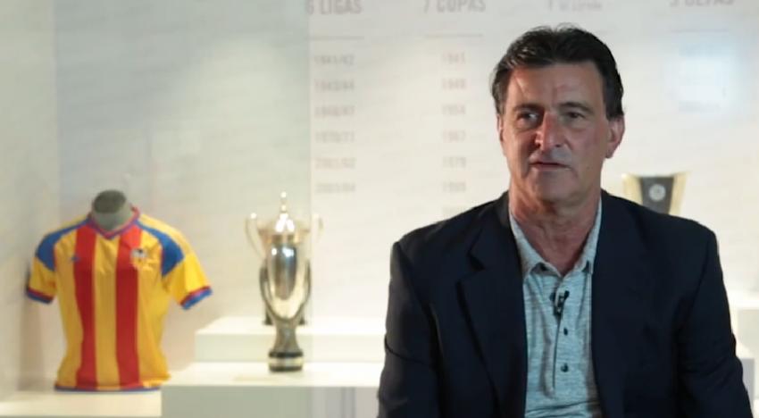 """Kempes: """"Els jugadors ara prefereixen anar a altre lloc abans que al València"""""""