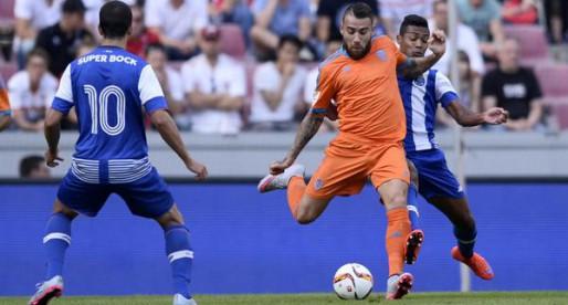 CRÒNICA VCF 0(4) – 0(5) FC Porto: Nova prova gris del VCF