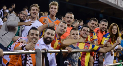 Fotogaleria Valencia CF – Granada CF
