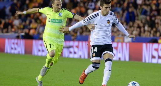 Fotogaleria: València CF – KAA Gent