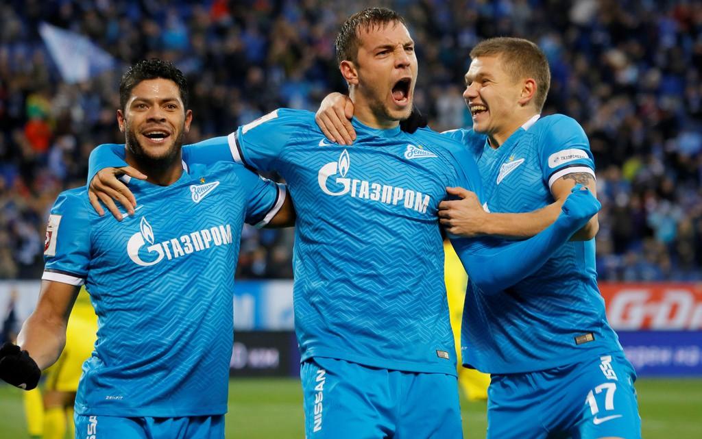 Champions de baixes temperatures a Rússia