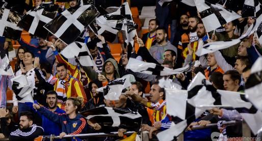 Mestalla serà un infern per al Barça
