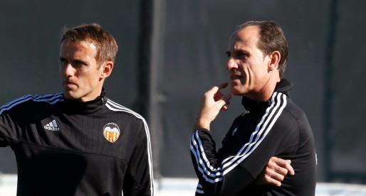 A Voro no se li dóna mal dirigir el València