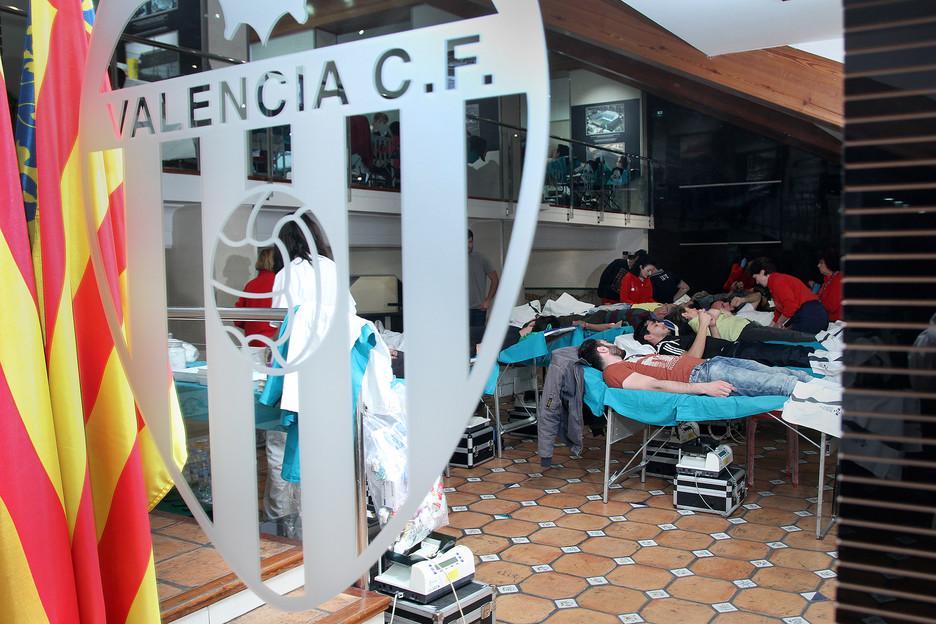 Dóna sang dimarts i viuràs debades el València-Eibar