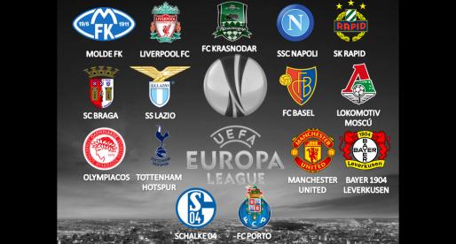El camí de la UEFA Europa League no serà gens fàcil