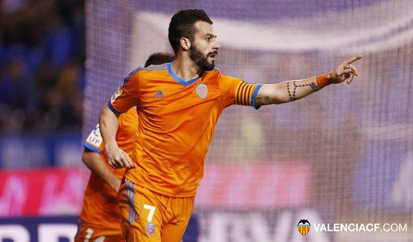 """Alvaro Negredo: """"El València ho controlen persones que no saben el que és un equip de futbol"""""""