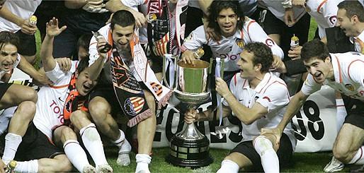 Sporting de Gijón, rival en huitens de Copa del Rei