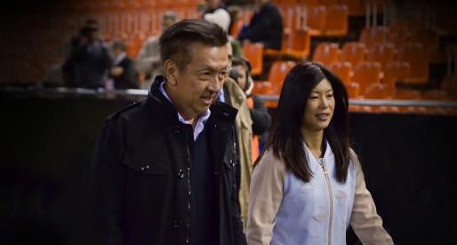 La forma física de Peter Lim, al descobert