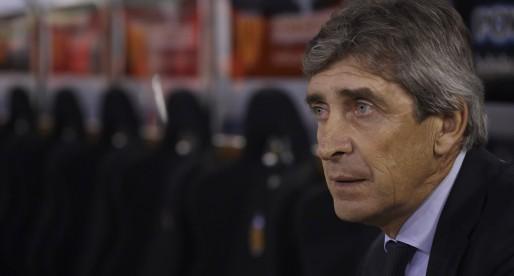"""Pellegrini: """"Chicharito seguix sent important per a nosaltres"""""""