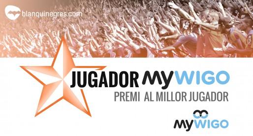 Vota al Millor jugador MYWIGO del València CF-Reial Societat