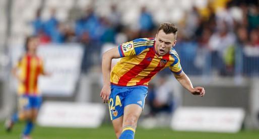 El València CF negocia el fitxatge de  Cheryshev
