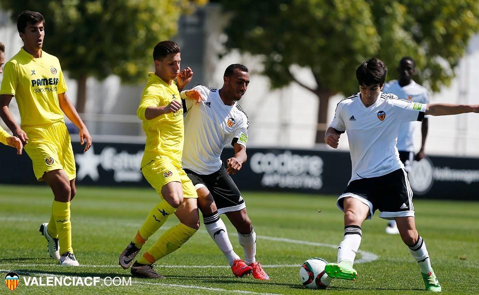 VCF Mestalla-Vila-Real B: Derrota per la mínima davant el líder (0-1)