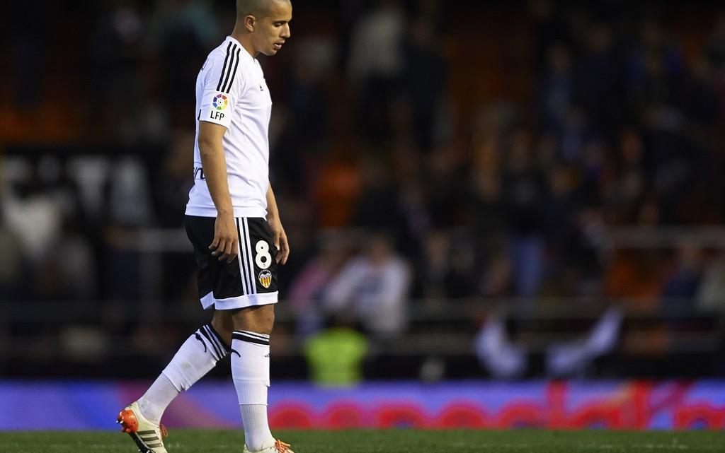 Feghouli no entén l'actitud del València respecte a la seua renovació