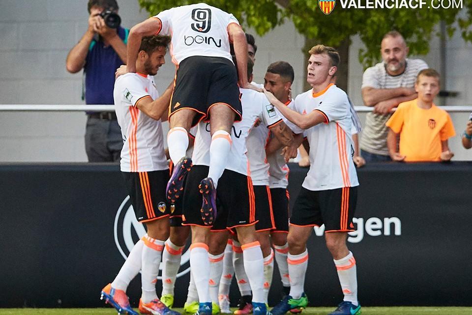 El Mestalla recupera el pòdium (0-2)