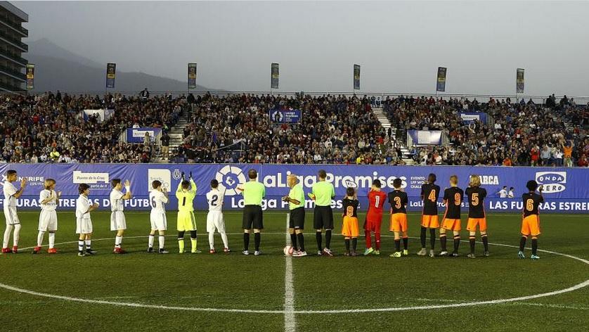 L'Aleví busca seguir viu al torneig La Liga Promises