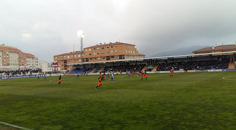 Primer pas enrere del Mestalla a este 2017