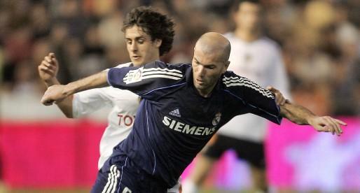Zidane torna a Mestalla com a entrenador