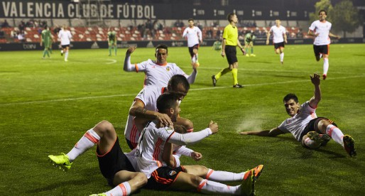 El Mestalla recupera el pols just a temps