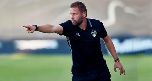 Curro Torres arriba al final de la seua etapa com a entrenador del Mestalla