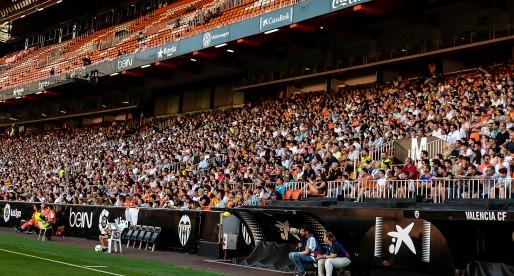 12.000 ànimes recolzen el filial a Mestalla