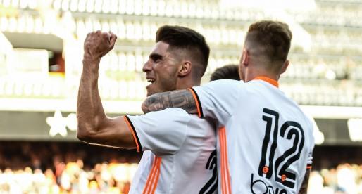 El Mestalla s'enfrontarà al Reial Murcia el diumenge a les 18.00 hores