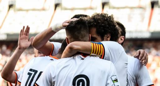 Fotogaleria: VCF Mestalla – RC Celta B