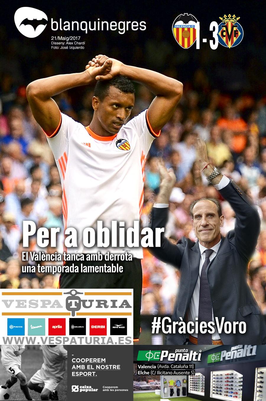 Portada 42 València-Villarreal
