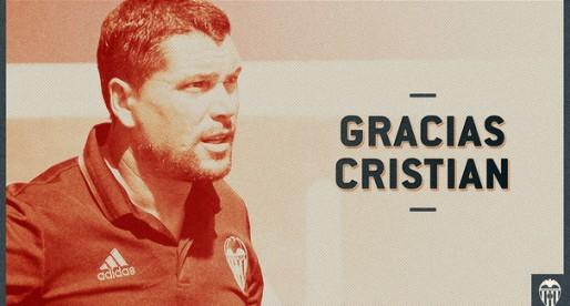 Cristian Toro deixa el València CF